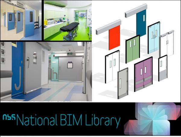 Dortek launch BIM objects on the NBS BIM library