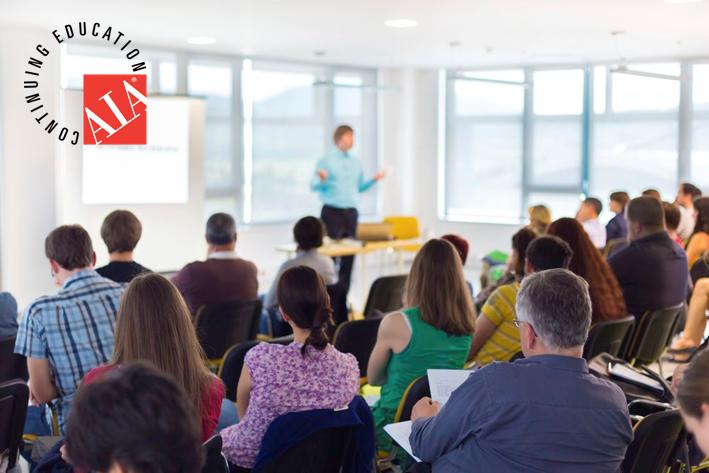New & Improved AIA / CES Lunch & Learn Sessions