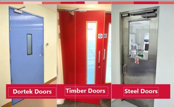Dortek GRP Doors Vs Alternatives