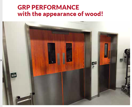 Introducing Our New CleanGrain Doors