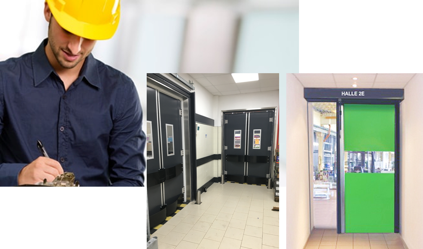 Hygienic and Industrial Door Servicing