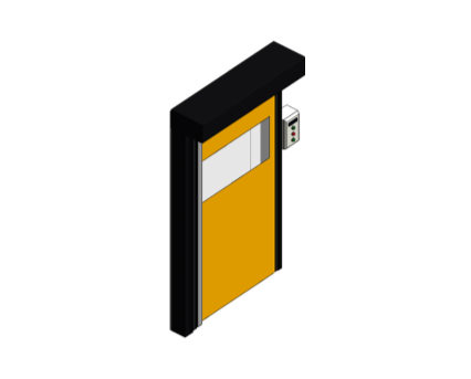 Dortek Adds Industrial Doors To Its BIM Objects!