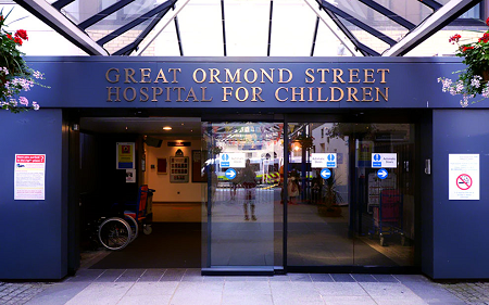 Revolutionising brain surgery for children at Great Ormond Street Hospital