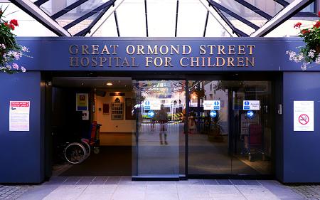 Revolutionising brain surgery for children at Great Ormond Street Hospital