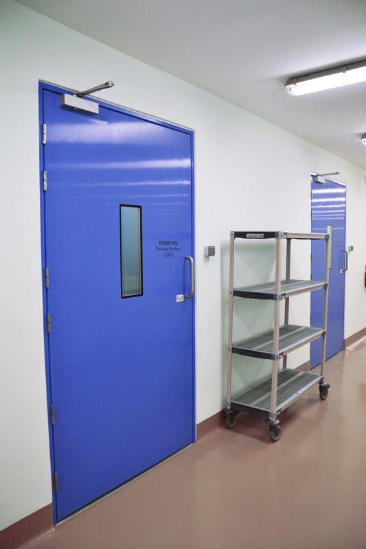 Dortek food doors