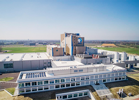 Supporting growing global demand for specialist infant formula at Danone Nutricia