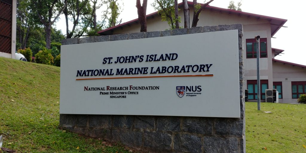 St. John's Island Marine Science Institute, Singapore