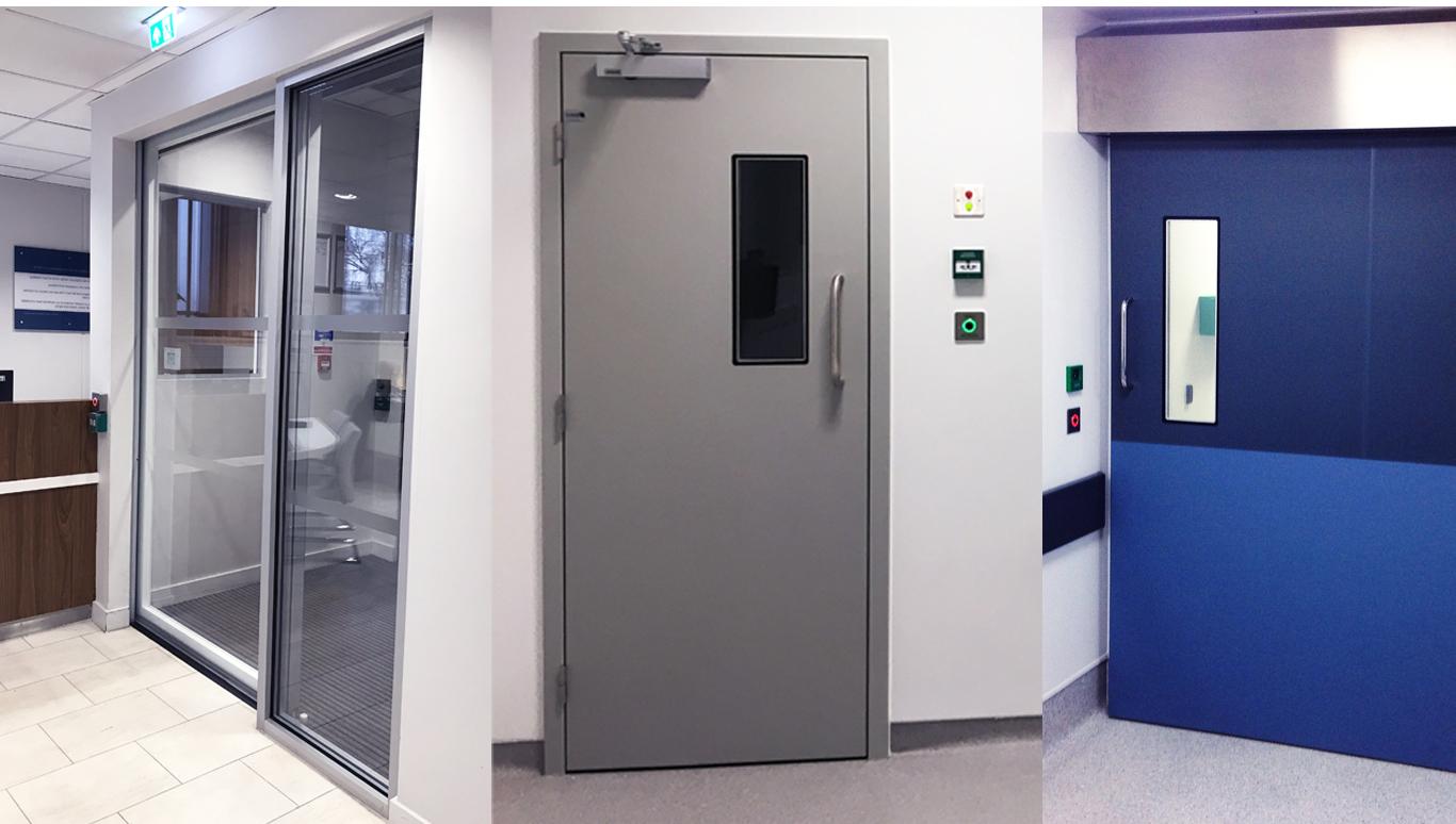dortek touchless doors