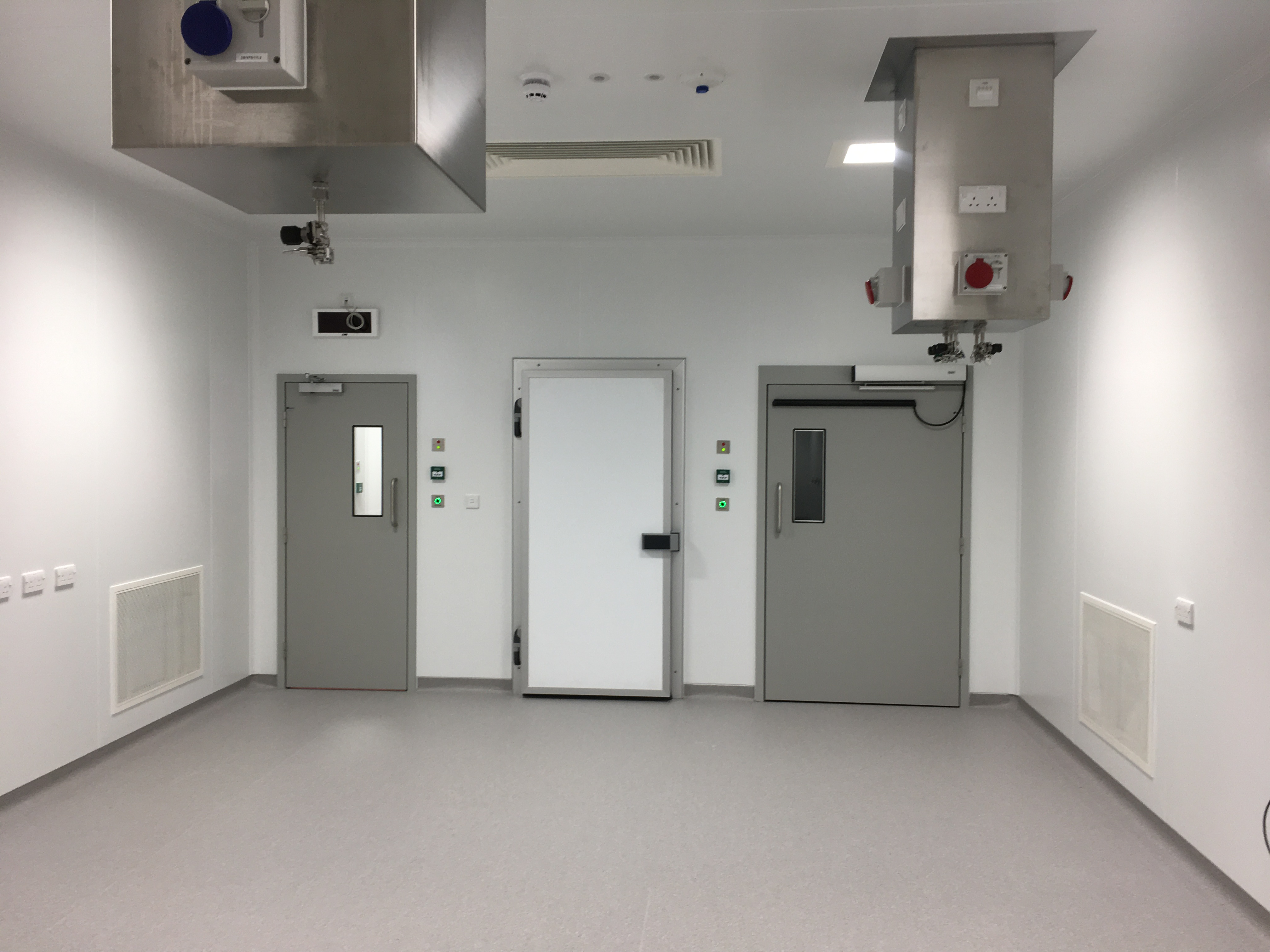 Oxford Biomedica Expansion Project